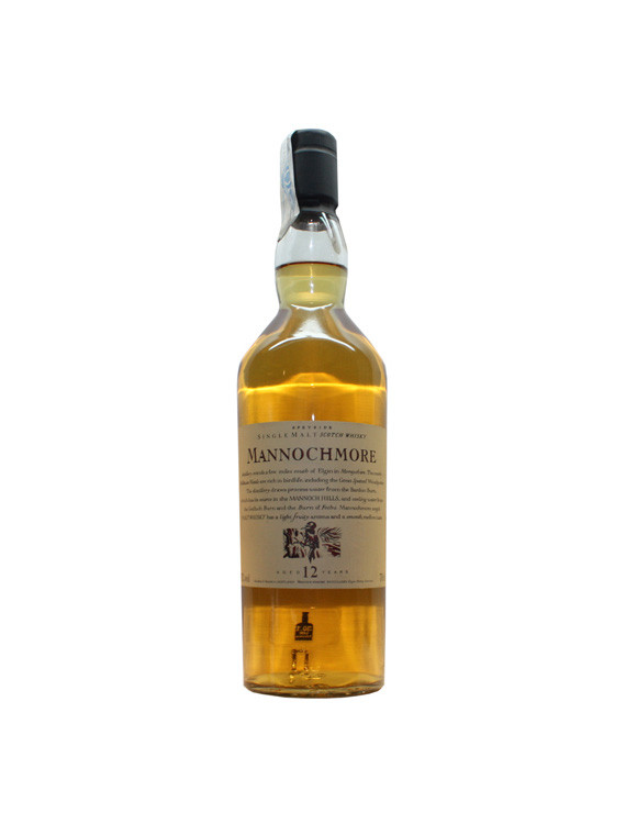 Whisky Mannochmore 12 Years Flora & Fauna (43º)