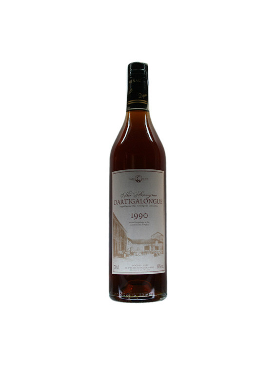 Armagnac Dartigalongue Reserve 1990 (40º)