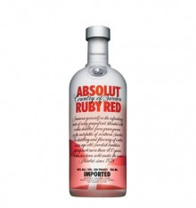 Absolut Ruby Red (40º)