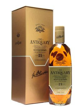 Whisky The Antiquary 21 Years (43º)