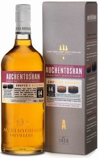 Whisky Auchentoshan 14 Years Coopers Rve (46º)