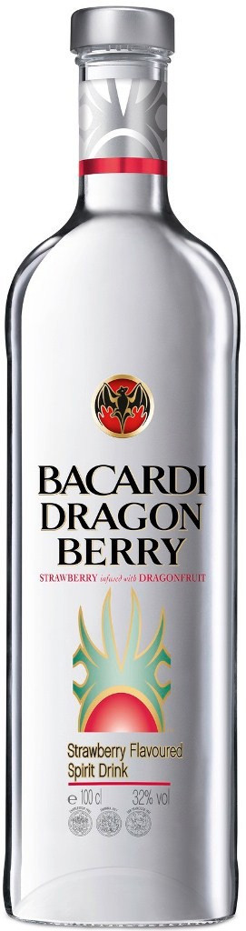 Bacardi Dragonberry (32º)