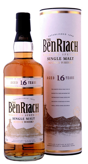 Whisky Benriach 16 Years (43º)
