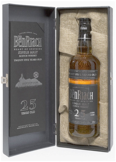 Whisky Benriach 25 Years (50º)