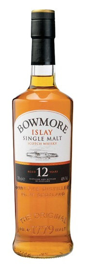 Whisky Bowmore 12 Years (40º)