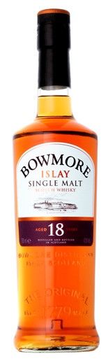 Whisky Bowmore 18 Years (43º)