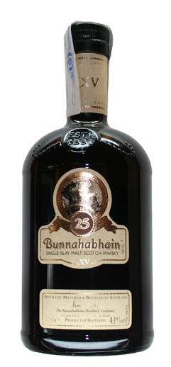 Whisky Bunnahabhain 25 Years (43º)