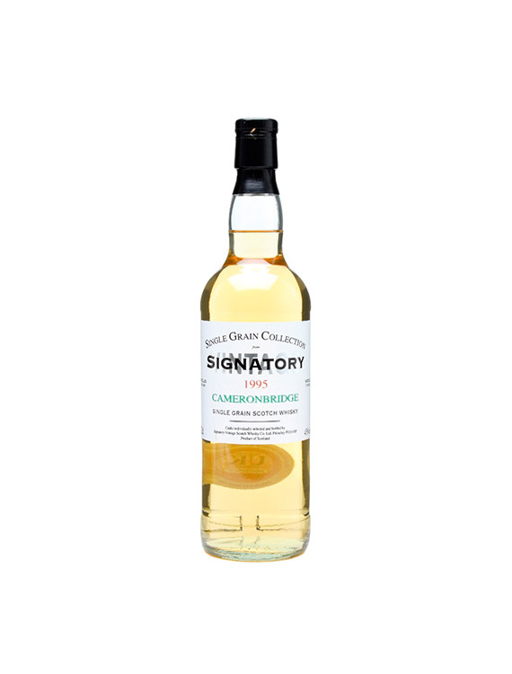 Whisky Cameron Bridge 14 Years 1995 Single Grain (43º)