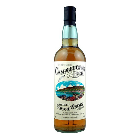 Whisky Campbeltown Loch Blended (40º)