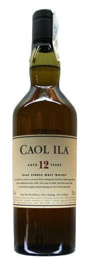 Whisky Caol Ila 12 Years (43º)