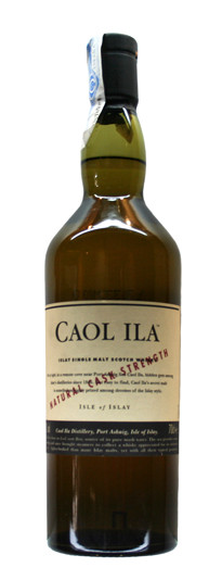 Caol Ila Cask Strength (55º)