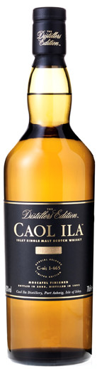 Whisky Caol Ila Distillers Edition (43º)