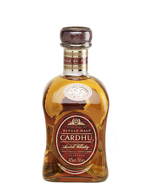 Whisky Cardhu 12 Years (40º)