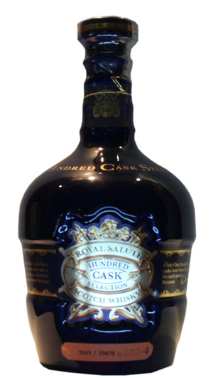 Whisky Chivas Hundred Cask (40º)