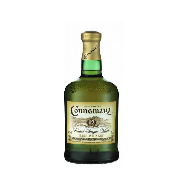 Whisky Connemara 12 Years (40º)