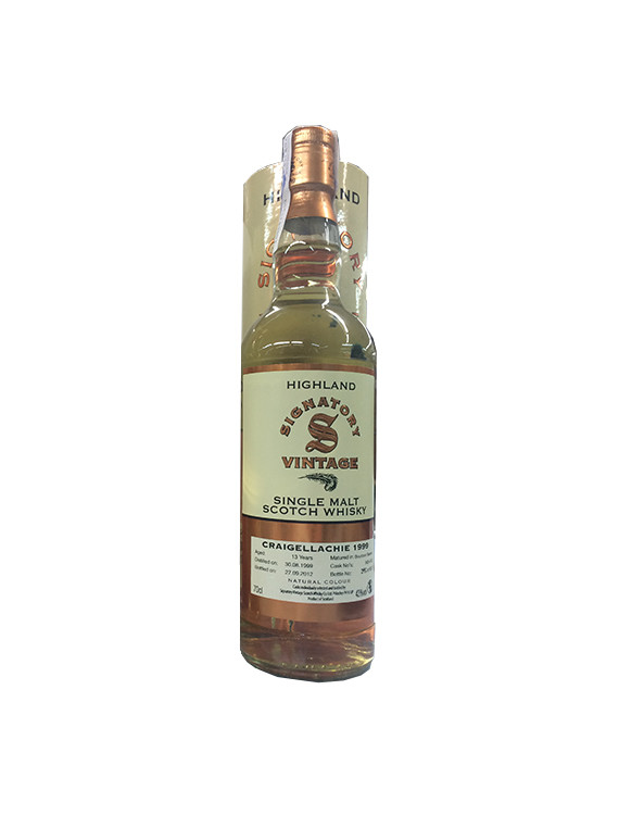 Whisky Gordon & Macphail - Craigellachie 13 Years (46º)