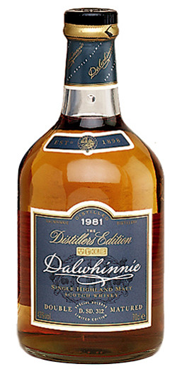 Whisky Dalwhinnie Distiller's Edition (43º)