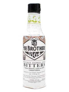 Fee Brothers Whiskeybarrel (17,5º)