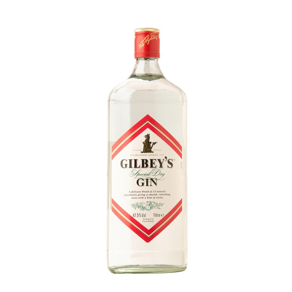 Gilbey's Special Dry Gin (37,5º)