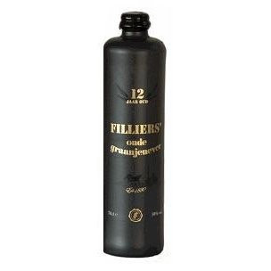 Gin Filliers 12 Years Black Label Oude Graan Jenever (38º)