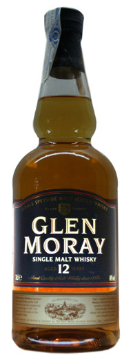 Whisky Glen Moray 12 Years (40º)