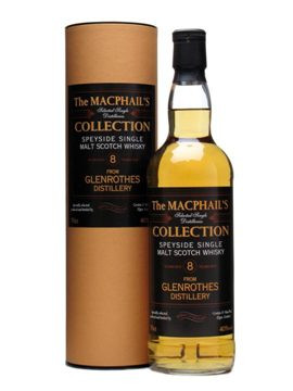 Whisky Glenrothes 8 Years Gordon Mcphail (40º)