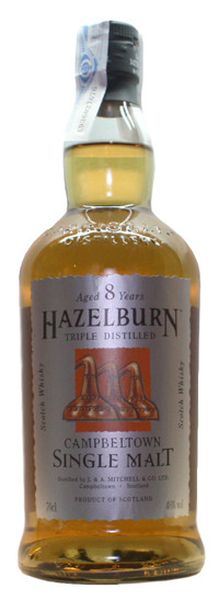 Whisky Hazelburn 8 Years (46º)