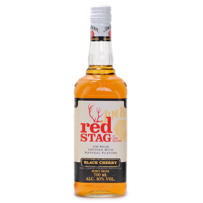 Whiskey Jim Beam Red Stag (40º)