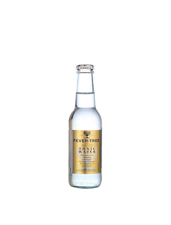 Fever Tree Premium Indian Tonic Water (pack de 3 unidades)