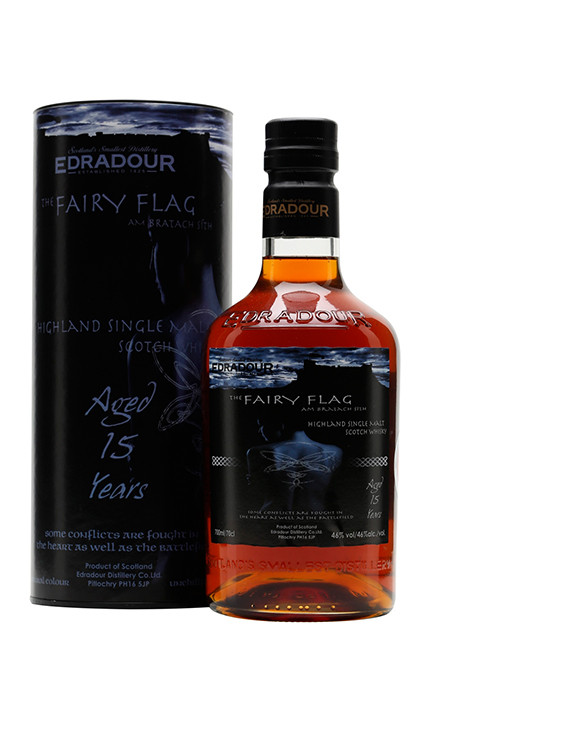 Whisky Edradour 15 Years Fairy