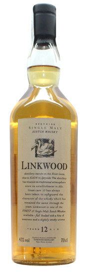 Whisky Linkwood 12 Years Flora & Fauna (43º)