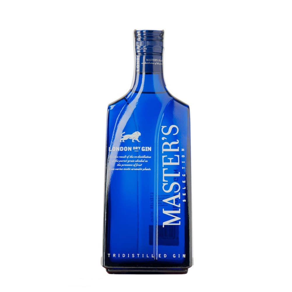 Master's Selection London Dry Gin (40º)
