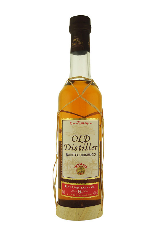 Old Distiller Santo Domingo 5 Years (40º)