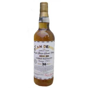Whisky Part des Anges - Cambus 36 Years 1975 (56,3º)