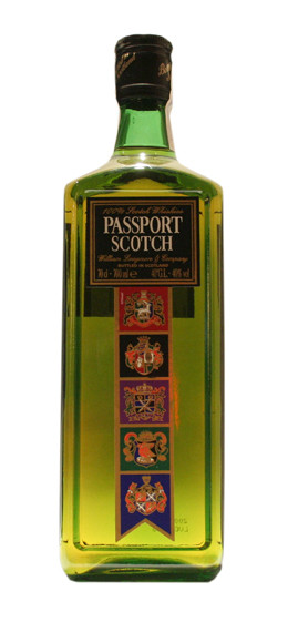 Whisky Passport Blended (40º)