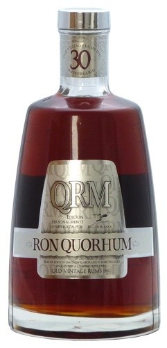 Ron Quorhum 30 Years (40º)