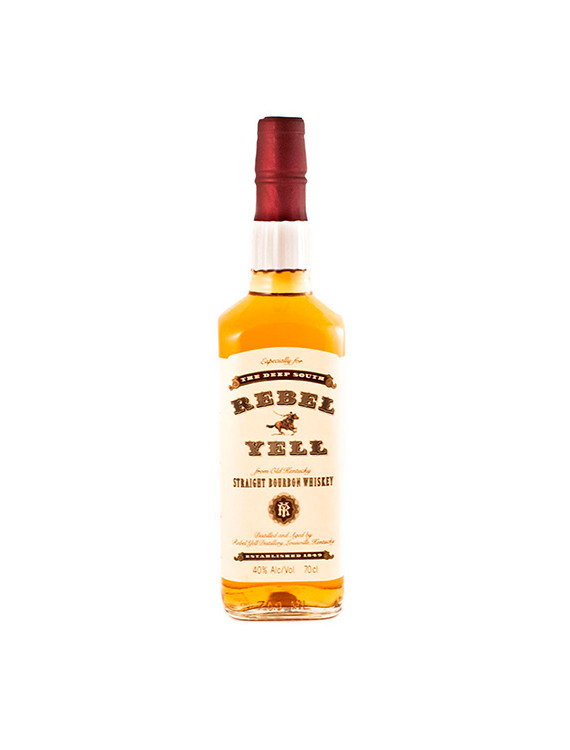 Whiskey Rebel Yell (40º)