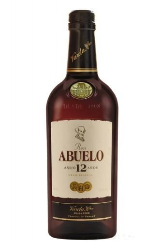 Ron Abuelo 12 Years (40º)