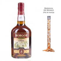 Ron Borgoe 8 Years (40º) + regalo