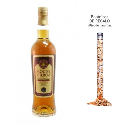 Ron Mount Gilboa Pot Still (40º) + regalo