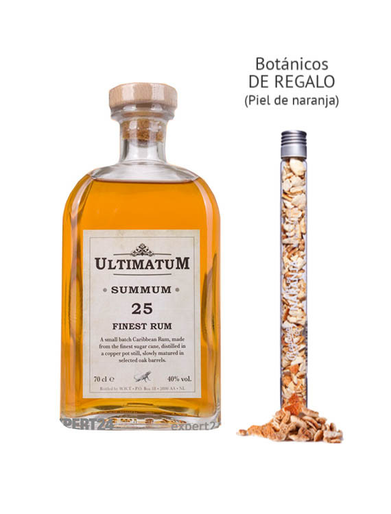 Ron Ultimatum 25 Years Summum (40º) + regalo