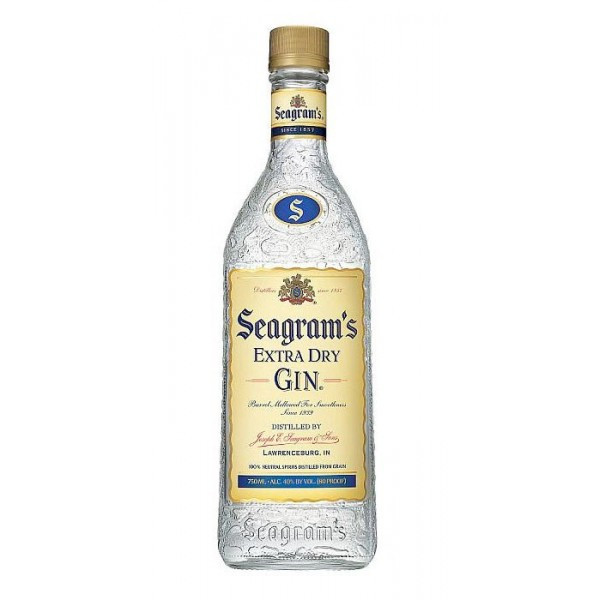 Seagram's Extra Dry Gin (40º)