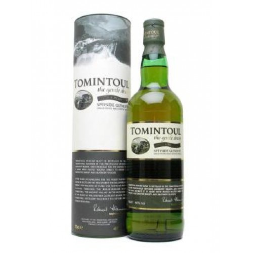 Whisky Tomintoul Peaty Tang (40º)