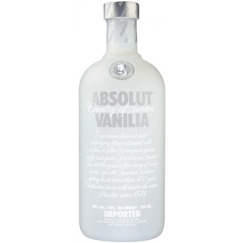Vodka Absolut Vanilia (40º)