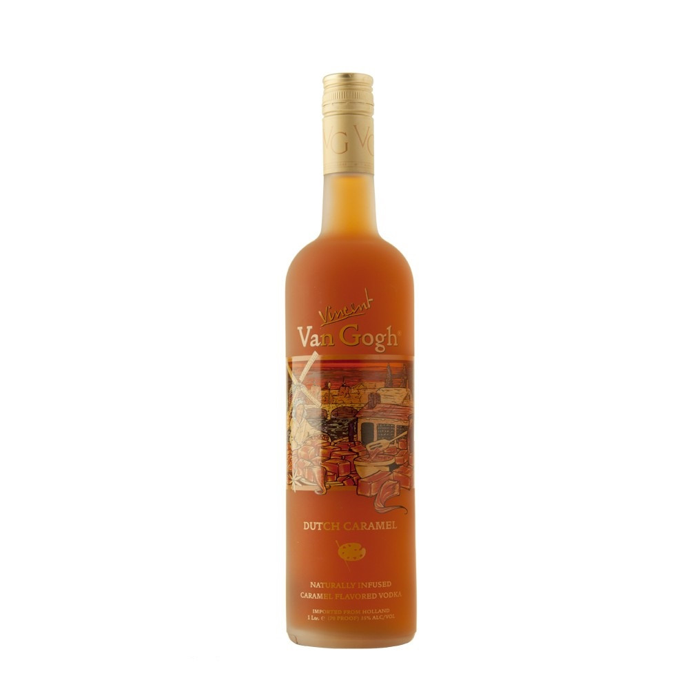 Vodka Vincent Van Gogh Dutch Caramel (35º)