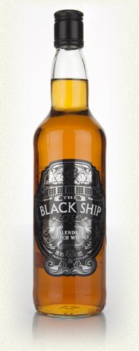Whisky Black Ship Superior Blend (40º)