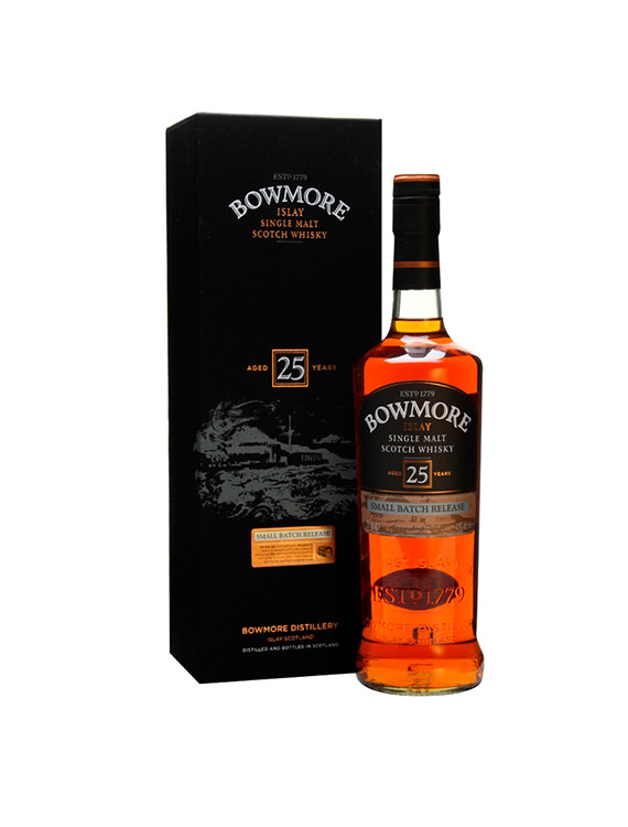 Whisky Bowmore 25 Years (43º)