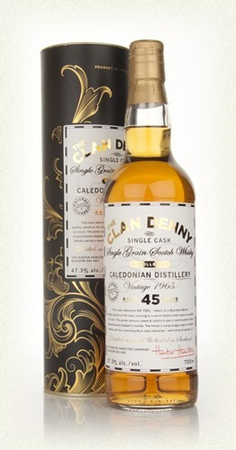 Whisky Caledonian 45 Years Vintage 1965 (42,1º)