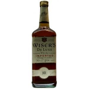 Whisky Wiser´s de Luxe 10 Years (40º)